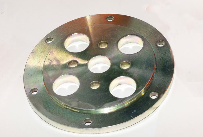 Heat Exchanger End Plate